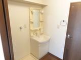 ショコラハウス・アパート・2DK・洗面所