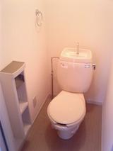 グリーンパーク�・�・2LDK・アパート・トイレ