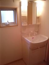 イーストヴィレッジB・1LDK・アパート・洗面