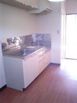 本町・ベルハウス・キッチン