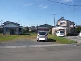 七ヶ浜町境山二丁目・更地105坪・実測売買・住宅用地・外観2