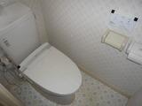 大日向町・6DK中古住宅・トイレ