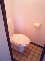 サンコーポ・3K・アパート・トイレ