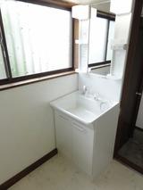 松島町高城字西柳・6LDK・戸建貸家・洗面台