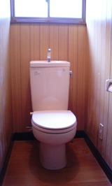 母子沢町・4DK・戸建貸家・トイレ