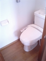 ドリームエム・2LDK・トイレ