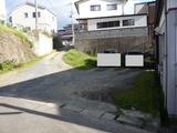 塩竈市藤倉三丁目・有効概算地積43坪・住宅用地・外観