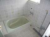 塩釜市新富町・大型4SLDK・中古住宅・浴室