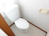 ハイツ石垣・メゾ3DK・アパート・トイレ