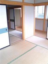 カマダ・インダス・2DK・アパート・室内1