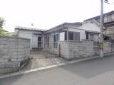 大日向町・平屋建4K・戸建貸家・外観