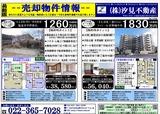 H27/6/5(金)河北新報 折込広告・表面