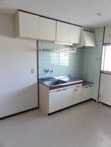 グリーンハイツ21・4DK・アパート・キッチン