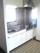 サンコーポ・3K・アパート・キッチン