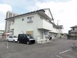 リバーハイツ八幡・3K・アパート・外観2