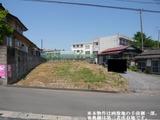 権現堂・更地45坪・住宅用地・外観