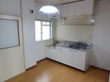 スズキレジデンス・3K・アパート・キッチン