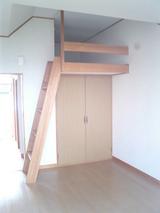 レジデンス玉川・小型犬可1K・アパート・室内
