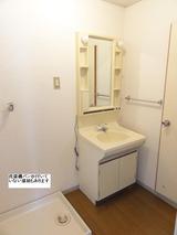 セジュールヴェル�・�・3DK・アパート・洗面