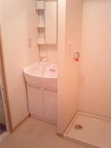 ソラティーオ・3K・アパート・洗面