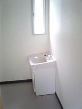 ドルフィン松島・2K・アパート・洗面