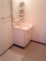 エトワール野田・2LDK・アパート・洗面