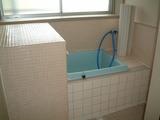 境山2丁目・3K勝棟割貸家・浴室