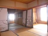 塩釜市母子沢町・大型8DK・中古住宅・2F和室3