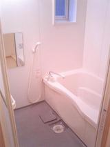 ソラティーオ・3K・アパート・浴室