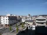 朝日プラザ駅前通・3F-E2・3LDK・960・M・北側眺望2