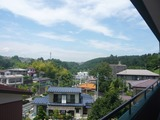 エクレール塩釜赤坂ヒルズ・2F角部屋・3LDK・M・北西側眺望