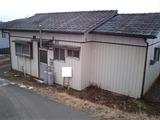 十三本塚・若生3K戸建貸家・外観3