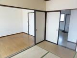 グリーンハイツ21・4DK・アパート・室内