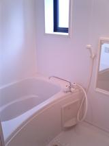 ショコラハウス�・2DK・アパート・浴室