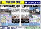 H27/3/20(金)河北新報 折込広告・表面