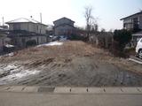 塩釜市大日向町・大型148坪・住宅用地・外観2