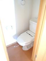 シャイネス・1LDK・トイレ