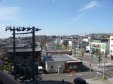朝日プラザ駅前通・3F-E2・3LDK・960・M・北側眺望1