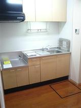 ソラティーオ・3K・アパート・キッチン