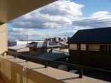サンデュエル蒲町中央公園Aリッヂ・3F・3LDKW・南東側眺望