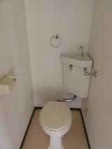 コーポ新和・2DK&3DK・アパート・トイレ