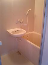 パルメゾンF1・1K・アパート・浴室