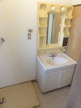 ベルポアン・2DK・アパート・洗面
