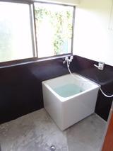 泉ヶ岡・2K・棟割貸家・浴室