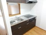 メゾネット・ヴァンヴェール・アパート2LDK・キッチン
