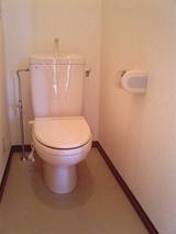 エトワール野田・2LDK・アパート・トイレ