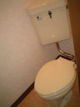 コーポ菅野・3DK・アパート・トイレ