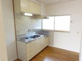 ファミール袖野田201・アパート・2LDK・キッチン