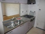 エクレール塩釜赤坂ヒルズ・2F角部屋・3LDK・M・キッチン