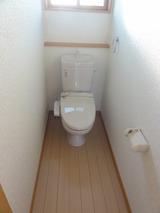 サン・サラダ・2LDK・アパート・トイレ